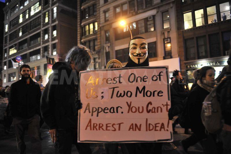 Arrest One