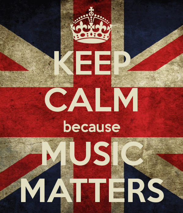 Because music matters