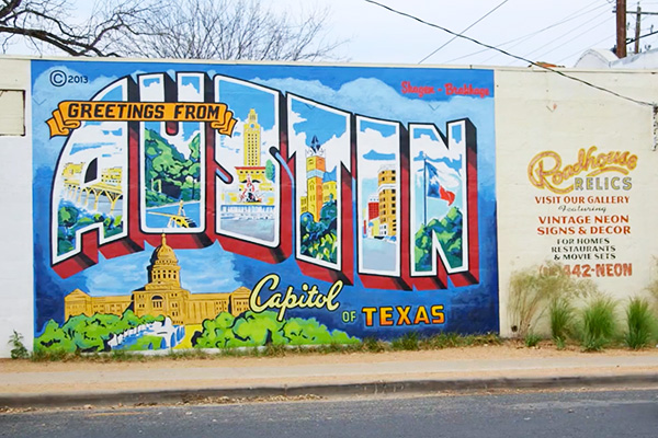 Changing Austin